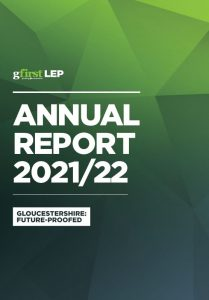 GFirst Annual Report cover