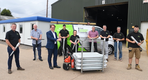 Warwickshire construction equipment company Ground Screw Centre on target for £1m turnover