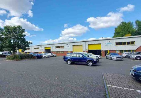 Holt Commercial City & Guilds fullwood close