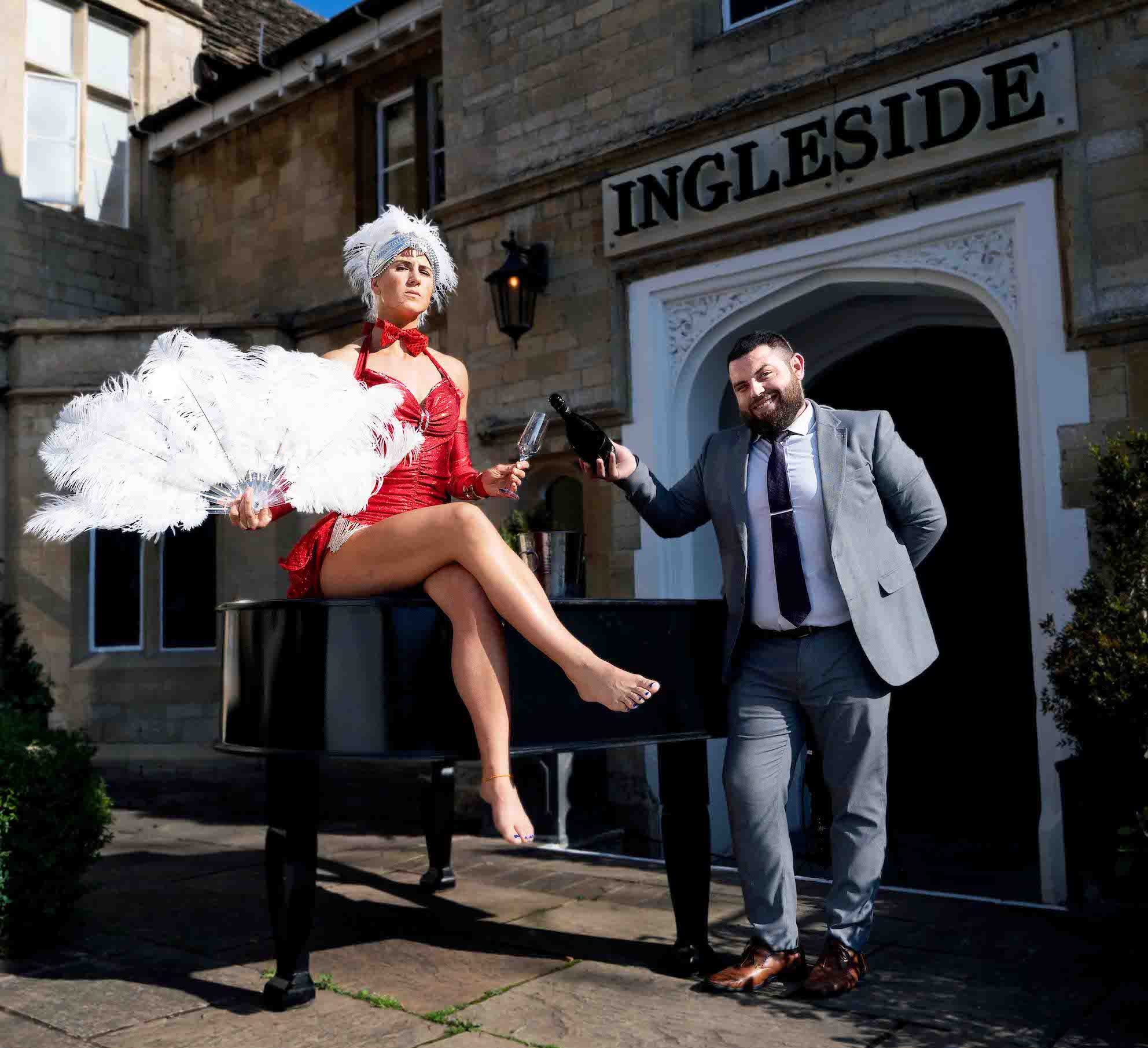 Ingleside promises caberet like no other in the South West