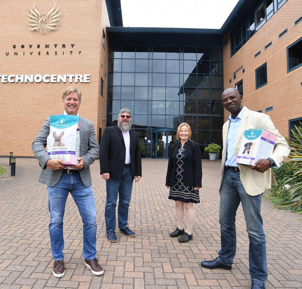 Sustainable pet brand secures global contracts thanks to Coventry Uni