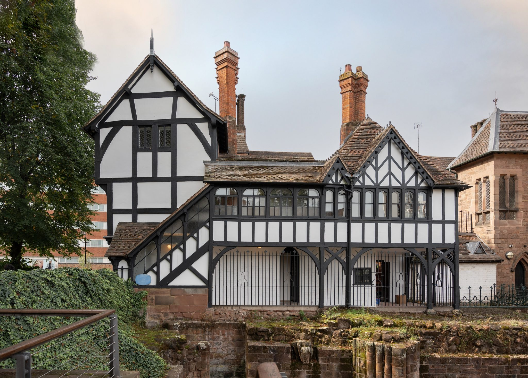 Six historic Coventry buildings to be transformed into boutique accommodation