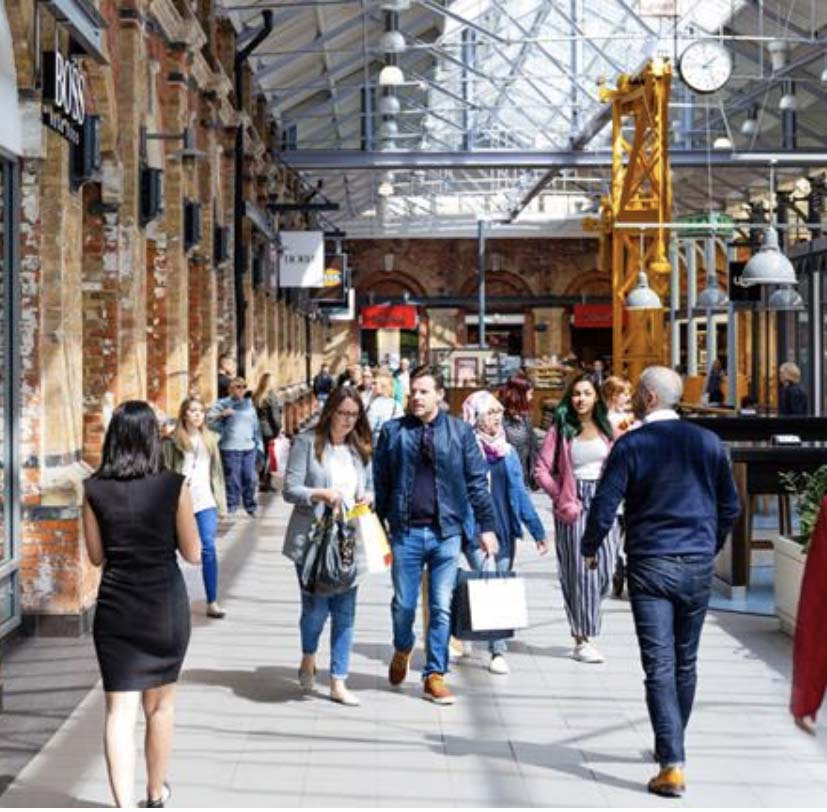 Swindon Designer Outlet for sale as part of £600 million sale with Cheshire Oaks
