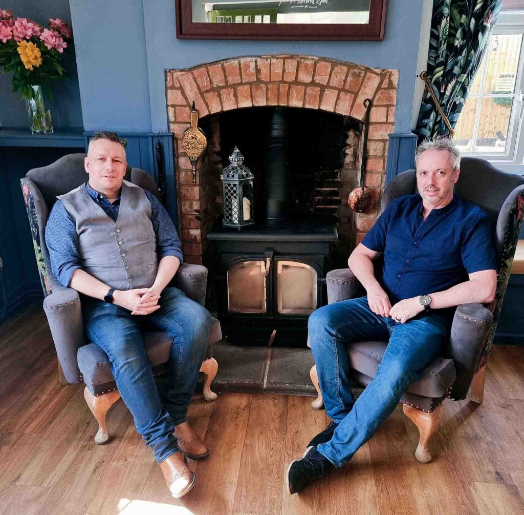 New life breathed into South Warwickshire pub The Cottage Tavern in Ashorne