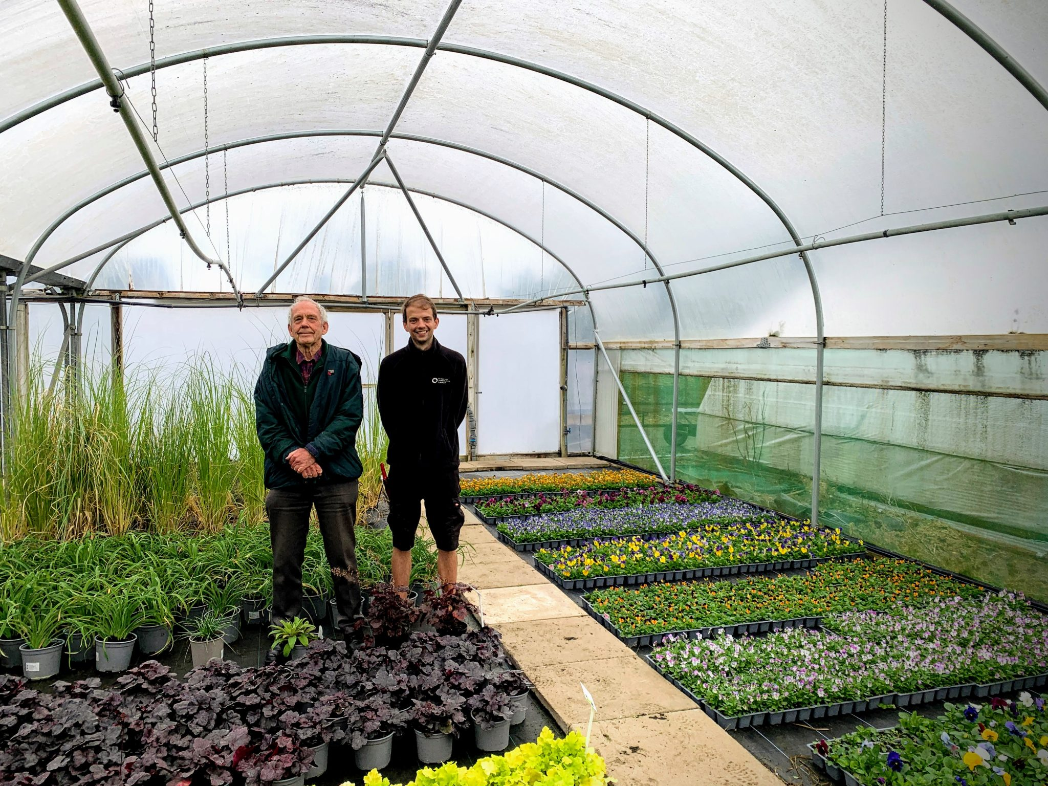 Pershore College Garden Centre and Nursery celebrates 60 years of business